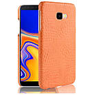 Чохол накладка Croco Style для Samsung J4 Plus 2018 / J415 (6 кольорів), фото 7