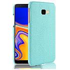 Чохол накладка Croco Style для Samsung J4 Plus 2018 / J415 (6 кольорів), фото 8