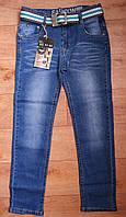 Модные джинсы для мальчиков. Венгрия. Осень-Весна 146 р., фото 1