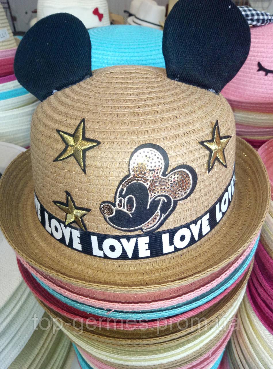 Летние шляпы с ушками на выбор,тренд 2019г