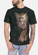 3D футболка мужская The Mountain р.2XL 56-58 RU футболки с 3д принтом рисунком - Появление, фото 2