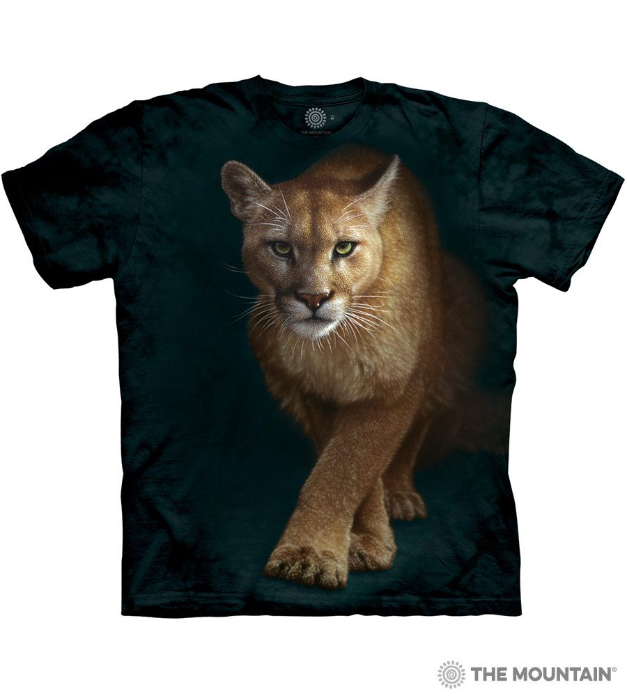 3D футболка мужская The Mountain р.2XL 56-58 RU футболки с 3д принтом рисунком - Появление