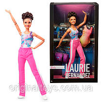 Коллекционная кукла Барби Лори Эрнандес Barbie Signature Laurie Hernandez Olympic Winner Gymnast