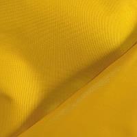 Палаточная тентовая ткань Оксфорд сублимация 028-желтый-двухсторонний, фото 1