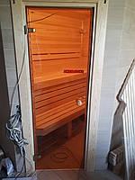 Двери для саун и бань (Украина) 70x190 (бронза)