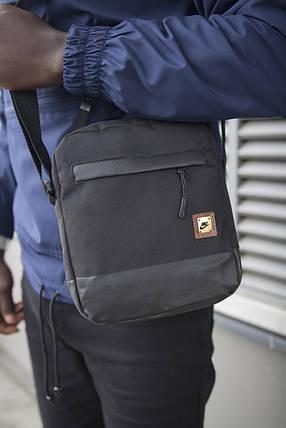 Мужская борсетка Nike ( черная  ) , фото 2
