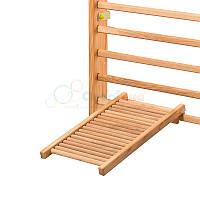 Массажная дорожка роликовая деревянная (64см) , фото 1