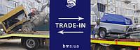 Trade-in (обмін вживаної спецтехніки на нову)