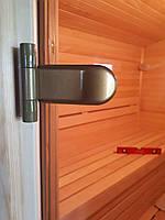 Двери для саун и бань (Украина) 80x210 (бронза)