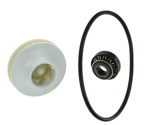 Крыльчатка + уплотнитель для помпы посудомоечной машины Bosch 00183638-1 (419027)