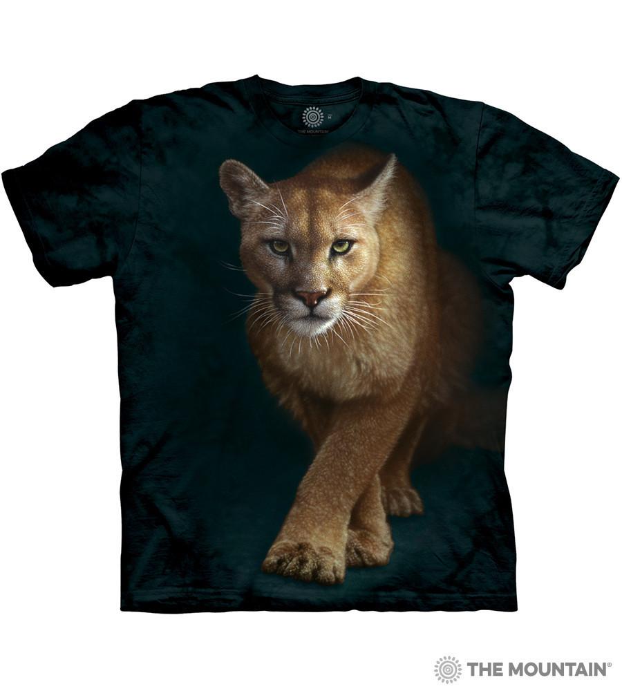 3D футболка мужская The Mountain р.L 50-52 RU футболки с 3д принтом рисунком - Появление