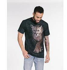 3D футболка мужская The Mountain р.L 50-52 RU футболки с 3д принтом рисунком - Появление, фото 3