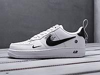 dac3a2fe Мужские Кроссовки Nike Air Force 1 Low Black — Купить Недорого у ...