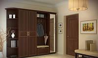 Мебель для прихожей Александрия «Орех»