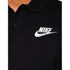 Тениска nike M NSW Polo JSY Matshup 909752, фото 3