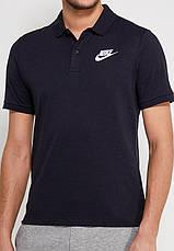 Тениска nike M NSW Polo JSY Matshup 909752, фото 2