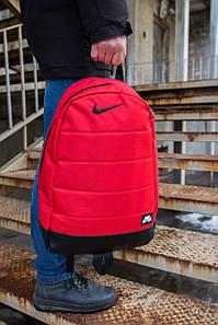 Рюкзак Nike (Найк) мужской | женский Красный