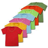 Детская футболка, на рост - 86, 92, 104, 116, 122, 134, 140 см. (арт.184)