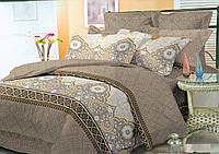 Комплект постельного белья двуспальный ЕВРО полиэстер TM Krispol (122.854380)