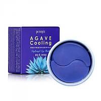 Гидрогелевые патчи для глаз с экстрактом агавы PETITFEE Agave Cooling Hydrogel Eye Mask 60 шт (8809508850429)