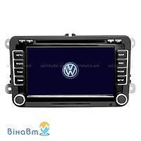 Штатная магнитола AudioSources T90-610AR для Volkswagen Passat, CC, Golf, GTI, Jetta, Tiguan, Touran, Polo, Caddy, Scirocco, EOS, Amarok, Multivan,