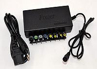 Универсальная зарядка для ноутбуков MY-120W с 8-ю насадками DC DX-NX