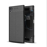 TPU чехол накладка Focus для Sony Xperia XA1 G3112 (3 Цвета)