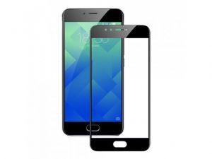 Защитное стекло для Meizu M5s (M612), M5s mini 3D, черное