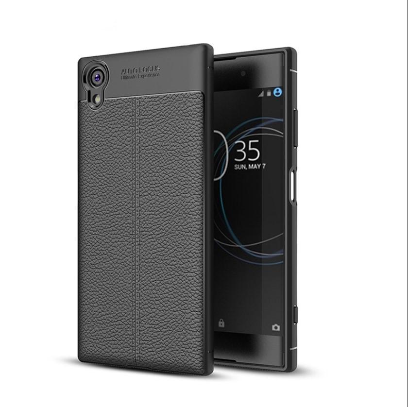 TPU чехол накладка Focus для Sony Xperia XA1 Ultra (3 Цвета)