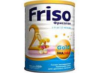 Фрисолак Голд 2 Friso Gold 900г