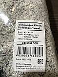Банное полотенце Volkswagen Classic Bath Towel, Black 311084500, фото 2