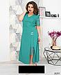 Платье женское нарядное летнее,размеры: 52-58, фото 5