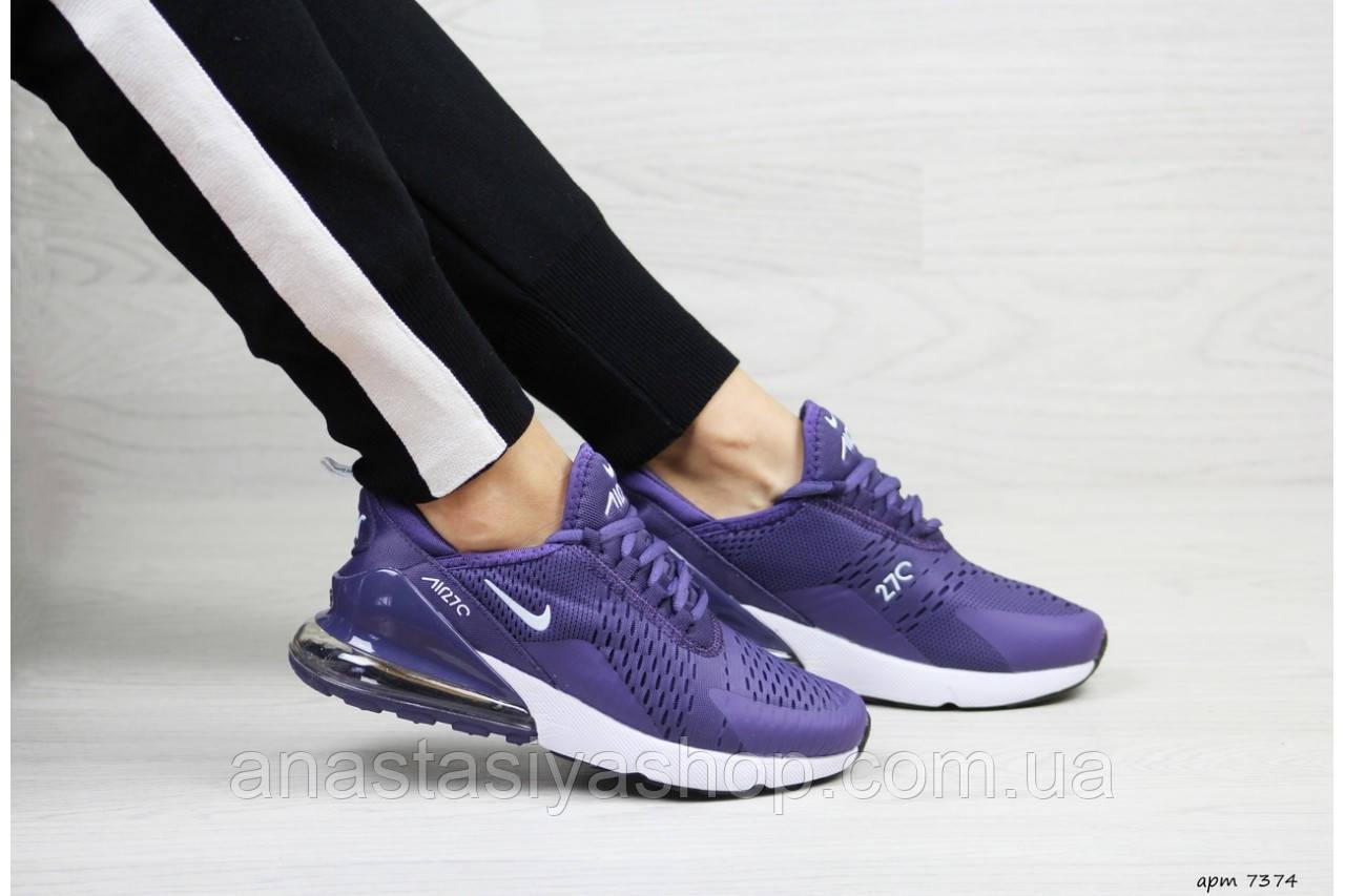 Кроссовки Nike 7374 фиолетовые