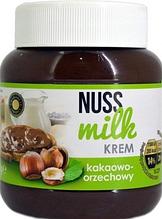 Шоколадно-ореховое масло Nuss milk krem 400 г