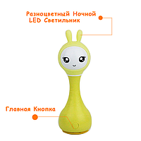 Интерактивная игрушка Smarty Зайка Alilo R1, цвет желтый, фото 1