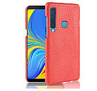 Чехол накладка Croco Style для Samsung A9 2018 (6 цветов), фото 6