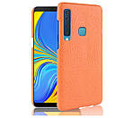 Чехол накладка Croco Style для Samsung A9 2018 (6 цветов), фото 7