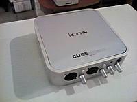 Внешняя USB звуковая карта iCON Cube 4 nano