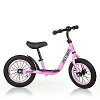 Беговел (велосипед без педалей для малышей) PROFI KIDS, 4067A-4