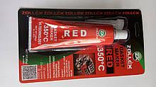 Герметик Zollex  прокладок красный (85 гр.)