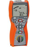 Мегаомметр MIC-10, вимірювач опору електроізоляції до 10 ГОм.