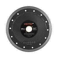 Алмазный диск Dnipro-M 180 25.4 Extra-Ceramics, фото 1