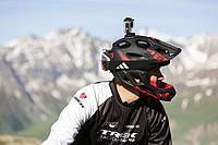 Как правильно приклеить платформу к шлему?