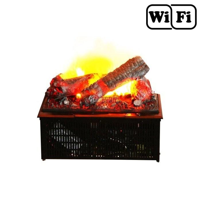 Электрокамины с 3D пламенем Dimplex Cassette 400