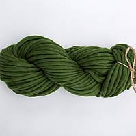 Толстая мериносовая пряжа Merino Mini, цвет Плющ
