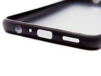 TPU + Glass Силикон Gradient Space Series for Huawei Honor 8X Twin Bubble Blue