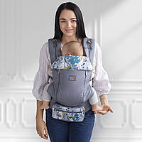 "Эрго Рюкзак ""Луг"" слинг переноска Лав & Кери Air X Love Baby Carriers ерго cлiнг sling"