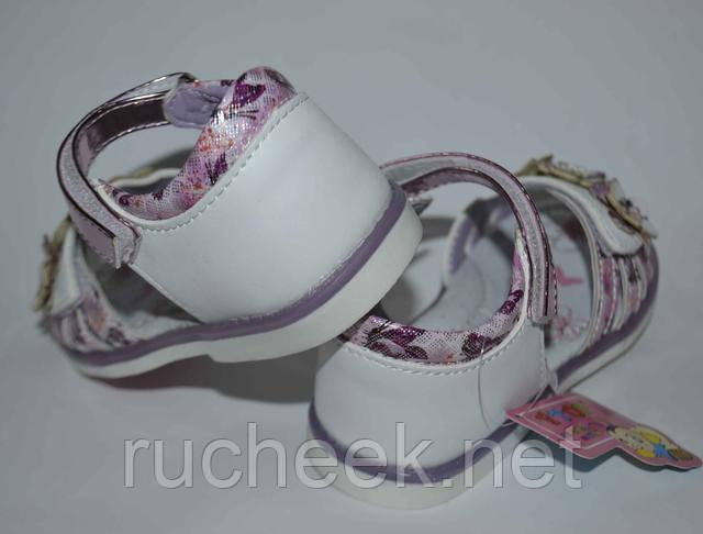 Детские босоножки сандали девочка