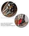 Замок VIRO MOTO HAMMER STAINLESS_STEEL 2KEY, фото 3