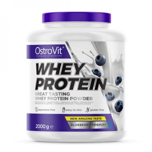 Сывороточный концентрат протеин Ostrovit Whey Protein 2000 g